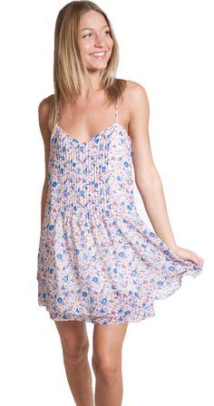 Spring Fling Bluebelle Dress