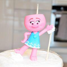 Figura Poppy: cabeza