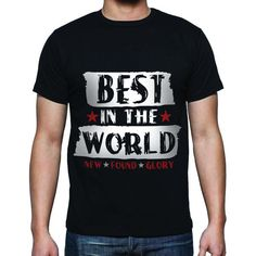 #funny #black #tshirt #men #quotes Keep the spirit up with our tshirts! --> https://www.teeshirtee.com/collections/black-individual-t-shirt/products/best-in-the-world-t-shirt-for-men-t-shirt-gift