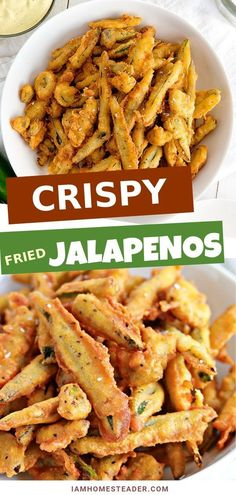 CRISPY FRIED JALAPENOS The perfect party appetizer deep fried in beer batter and dipped in a savory sauce! This Crispy Party Jalapeños is a sure crowd pleaser that is super easy and simple! Don't forget to include this recipe in your menu! Appetizers For Party, Appetizer Recipes, Simple Appetizers, Mexican Appetizers, Fried Jalapenos, Fried Peppers, Gluten Free Puff Pastry, Beer Batter, Cooking Recipes