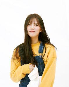 Korean Ulzzang, Ulzzang Girl, Korean Girl, Asian Girl, Rapper, Pinafore Dress, Tumblr Girls, Korean Beauty, Cute Girls
