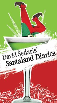 David sedaris the santaland diaries