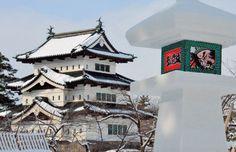 弘前城(青森県)/ Hirosaki Castle, Aomori prefecture