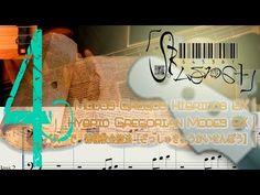 Hybrid Gregorian Modes(Bass)4   Modelos Gregos Híbridos(Baixo)4   四: ベース...