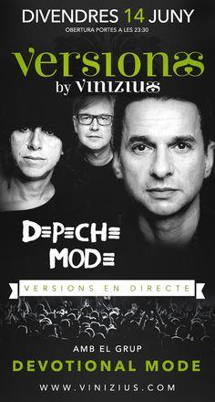 Aquest divendres Devotional Mode ens delectarà amb la millor música de Depeche Mode