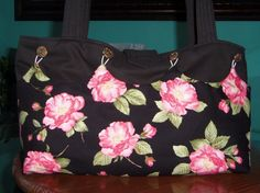 Boutique Style Handbag Purse w/ 3 Different by SewTouchingDesigns $39.99