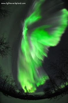 Jessica Northey - Google+ - Aurora Angel This photo is absolutely breathtaking, and…