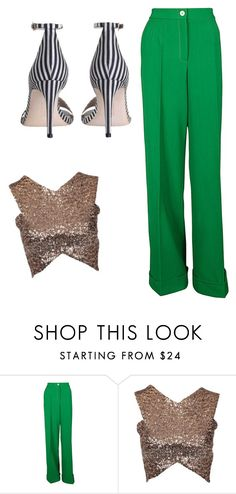 """""""Untitled #3209"""" by ania18018970 ❤ liked on Polyvore featuring Dolce&Gabbana and Zimmermann"""
