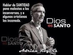 Sin santidad nadie vera al Señor.