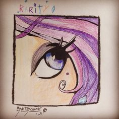 Rarity from MLP human version