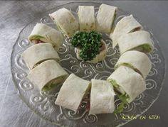 Koken en Kitch: Wraps met kruidenkaas en ham