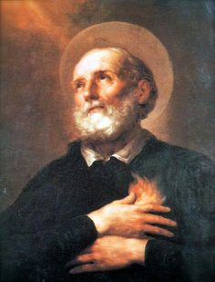 Saint Philip Neri. Feast day-May 26.