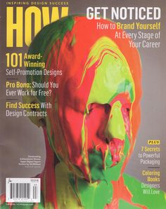 Fall 2016 issue of HOW Magazine