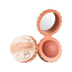 Majorett cream blush