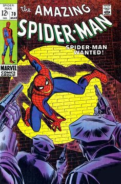 Amazing Spider-Man #70