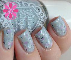 GlitterDaze Iris Of My Eye Nail Polish | Cosmetic Sanctuary