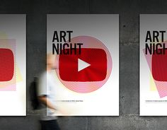 "Check out my @Behance project: ""YouTube 
