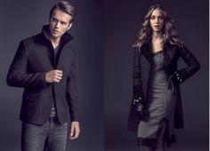 Modelo masculino: Douglas Venhold Modelo feminina: Nathalie Edenburg