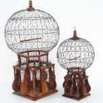 Take a look a 10 photos victorian bird houses for rooms decoration : Victorian Bird Cages. Steampunk Bird, Steampunk House, Antique Bird Cages, Antique Bar, Vintage Birds, Bird Feathers, Victorian Era, Bird Houses, Decorative Accessories