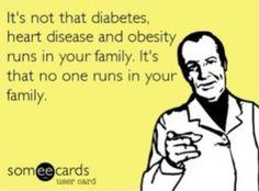 Health ecard humor.