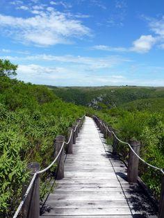 Quebrada de los Cuervos, departamento de Treinta y Tres, Uruguay