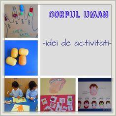 Corpul uman- idei de activități | http://prichindeii.com/corpul-uman-idei-de-activitati/