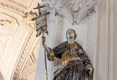 https://flic.kr/p/CuAdMi | Hl. Helena oder Hl. Ursula | St. Andreas, Düsseldorf