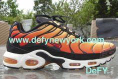 e3fc813266e Nike Air Max Plus Pimento 1998 OG. DeFY. New York