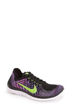 a09bcdf34b1ab Nike  Free 4.0 Flyknit  Running Shoe (Women) Running Sneakers