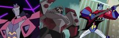 The A to Z of THE TRANSFORMERS - A is for Animated - Warped Factor - Daily features & news from the world of geek