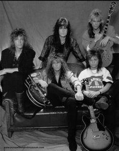 Europe Band, Jimi Jamison, Joey Tempest, Lita Ford, Nikki Sixx, Photo Black, Rock Bands, Bae, Black And White