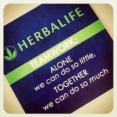 I love, live and work a health active lifestyle with Herbalife.  And with great passion I pass it on.  How about YOU?