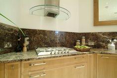 Lema Oak kitchen designed by Candi Kitchens