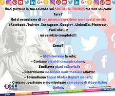 #Socializzati, noi abbiamo la soluzione giusta per te! http://www.socialmediamanagement.cloud/ #Bsacommunication #tuttoperlatuaimmagine