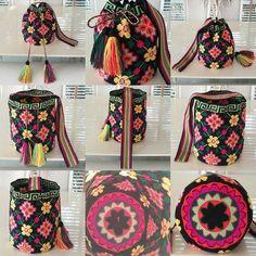 21 отметок «Нравится», 3 комментариев — Wela DD. (@wela.wayuu) в Instagram: «❤️ Wayuu bag Single thread size L ^-^Line ; dharma.ari (WA +66991536229) #wayuu #wayuubag…»
