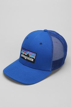 Patagonia Trucker Hat - My go-to hat of choice for activities.  Cool look, comfortable and breathable.
