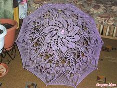 Схемы для зонтиков или абажуров