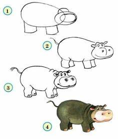 10 tutoriels pour apprendre à dessiner des animaux