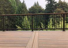Railings | VIS Design Portland Garden, Railings, Deck, Outdoor Decor, Projects, Design, Home Decor, Log Projects, Blue Prints