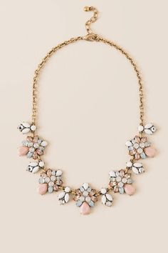 Claudia Statement Necklace