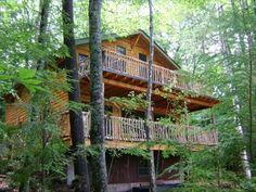 VRBO.com #307621 - Adirondack Style Home, Pristine Thompson Lake, Fresh & Clean