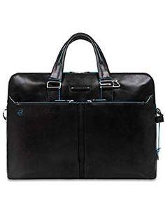 Piquadro Computer Portfolio Briefcase with Ipad/ipadair Compartment, Black Ladies Handbags, Best Handbags, Fashion Handbags, Briefcases, Ipad, Gallery, Awesome, Link, Check
