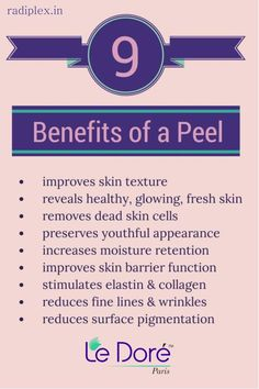 David Bank, an assistant clinical professor of dermatology at Columbia University/Presbyterian Hospital in New York City says, Peels can ...