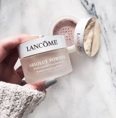 @michellerrose #AbsoluePowder #RadiantSmoothingPowder #Lancome