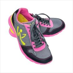 Zumba Fitness Dance Shoes - Party in Pink