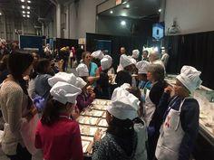 @greenBXmachine @SpoonsAAmerica teaching children healthy recipes 4life.#URwhatUeat! #BrainpowerFuel #futurefoodies