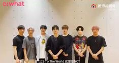 South Korean Boy Band, Lineup, Nct Dream, Boy Bands, Teen, The Unit, World, Boys, Kpop