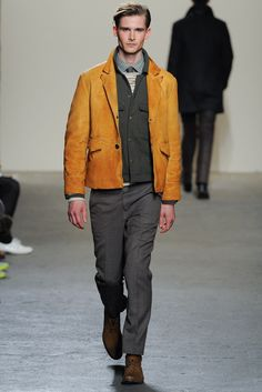 Billy Reid Fall 2012 Menswear Collection Photos - Vogue