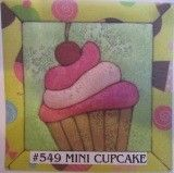 549 MIni Cupcake..can you say yum yum!
