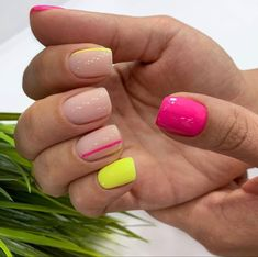 Female Pictures, Nails, Beauty, Finger Nails, Ongles, Nail, Cosmetology, Nail Manicure